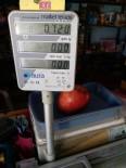 SOĞUK HAVA DEPOSU - Isparta'da Bir Elma 720 Gram Geldi