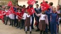 FEDERASYON BAŞKANI - İzmit'te 10 Okula Basketbol Sahası