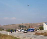 Jandarma Trafiği Havadan Ve Karadan Denetliyor