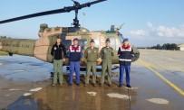 YAKIN TAKİP - Jandarmanın Havadan Trafik Denetimleri Sürüyor