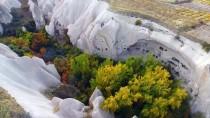 Kapadokya'da Sonbaharın Görsel Şöleni