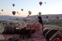 Kapadokya Turizmcileri 2018 Yılından Mutlu