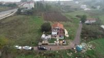 BAŞKONSOLOSLUK - Kaşıkçı'nın Arandığı O Villa Havadan Görüntülendi