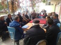 İBRAHİM KURT - Kaymakam Abbasoğlu Açıklaması Önceliğimiz Köylerimizin Alt Yapısı