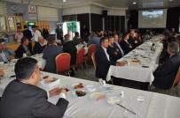 ÇALIŞMA SAATLERİ - Kaymakam Ve Belediye Başkanı Muhtarlarla Buluştu