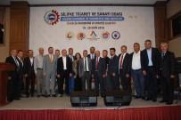 TÜRKIYE ODALAR VE BORSALAR BIRLIĞI - Kaynar Açıklaması 'Liderlik Akademisi Ve Strateji Çalıştayı Amacına Ulaştı'