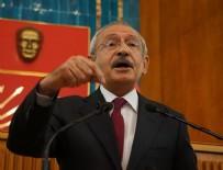 BAŞKONSOLOSLUK - Kılıçdaroğlu: Türkiye çadır devletine döndü