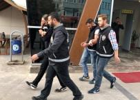 MUHABBET KUŞU - Kıraathanelere Dadanan Hırsızlar, Yemek Yerken Yakalandı