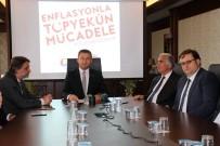 MEHMET ÇETIN - Kozuva Açıklaması 'İktisadi Mücadelede En Ön Cephede Yer Alacağız'