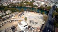 YANSıMA - Manavgat'ın Haritası Kent Meydanına İşleniyor