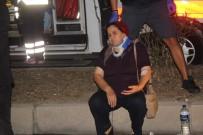 YOLCU MİDİBÜSÜ - Manavgat'ta Otomobil Midibüse Çarptı Açıklaması 5 Yaralı