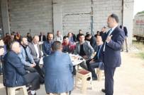 SÜLEYMAN DEMİREL - Özaltun Açıklaması 'Sanayide Üretene Destek Olma Mecburiyetimiz Var'