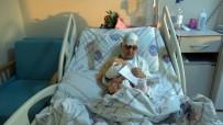 Pitbullun Saldırdığı Anne Ve Kızı Tedavi İçin Kırıkkale'de