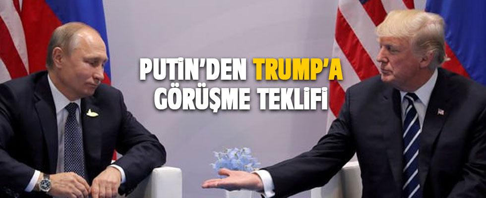 Putin, Trump İle Yeniden Görüşmek İstiyor