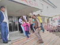 Sason'da 29 Öğrenci Hastaneye Kaldırıldı