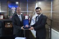 Savcı Onur Yılmaz'dan Başkan Bozkurt'a Veda Ziyareti