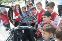 ŞERAFETTIN ELÇI - Şırnak'ta Geleceğin Pilotları Gyrocopter İle Tanıştı