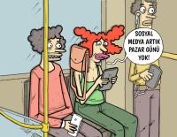 Sosyal Medyaya Pazar Molası