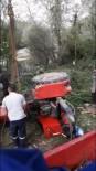 SUDAN - Sürücüsünün Kontrolünden Çıkan Traktör Sakarya Nehri'ne Devrildi Açıklaması 1 Ölü