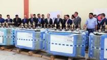 BAĞDAT BÜYÜKELÇİSİ - TİKA'nın Türkmen Kenti Telafer'e Yardımları Sürüyor