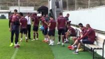 RECEP KıVRAK - Trabzonspor, Antalyaspor Maçı Hazırlıklarına Başladı