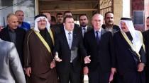 BAŞKONSOLOSLUK - Türkiye'nin Bağdat Büyükelçisi Yıldız'ın Musul Temasları