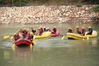 TUNCELİ VALİSİ - Türkiye'nin İlk Rafting Eğitim Merkezi Tunceli'de Açıldı
