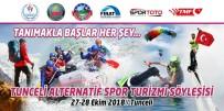 Türkiye Su Jeti Ve Flyboard Şampiyonası'nın Finalleri Tunceli'de