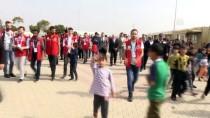 Üniversite Öğrencilerinden Suriyeli Çocuklara Ziyaret