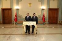 Vali Pehlivan'dan İstanbul Valisi Şahin'e Ziyaret