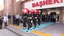 Vatani Görevini Yaparken Hayatını Kaybeden Asker İçin Tören