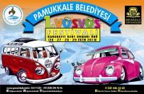 KARAHAYıT - 1. Vosvos Festivali 26 Ekim De Pamukkale'de Başlayacak