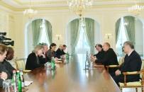 DAĞLIK KARABAĞ - ABD Ulusal Güvenlik Danışmanı Bolton, Azerbaycan Dışişleri Bakanı Memmedyarov İle Görüştü