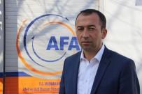 AFAD-SEN Genel Başkanı Çelik Muş'ta