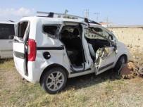 Afyonkarahisar'da Trafik Kazası; 1 Ölü