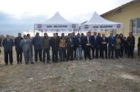 Ağrı'ya 300 Hayvan Kapasiteli Hayvan Barınağı Hizmete Açıldı