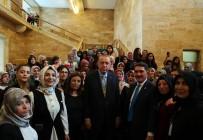 Ağrılı Kadınlar AK Parti Grup Toplantısına Katıldı
