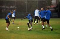 CENGIZ AYDOĞAN - Alanyaspor'da Bursaspor Maçı Mesaisi Sürüyor