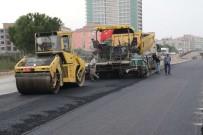 KORKULUK - Alaşehir'in Kavşak Projesi Çalışmaları Devam Ediyor