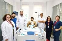 Amasya'da İlk Kez Tip 2 Aort Diseksiyonu Ameliyatı Yapıldı