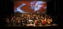 HAŞIM İŞCAN KÜLTÜR MERKEZI - Antalya'da Cumhuriyet Konseri