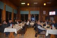 YEREL GAZETE - ASKF'dan Basın Mensupları Onuruna Yemek