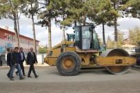 Başkan Bozkurt Yapılan Çalışmaları İnceledi