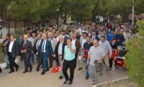 FEVZIPAŞA - Başkan Toyran Adaylık Açıklaması Yaptı, Kalabalık Salona Sığmadı