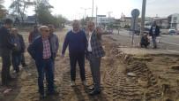 Belediye Başkanı Seçen, Hizmet Alanlarını Yerinde İnceledi