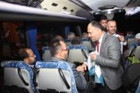 YAHYA ÇAVUŞ - Beyşehir Belediyesi Din Görevlilerini Ecdatla Buluşturdu