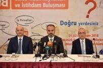 Bursa'da İnsan Kaynakları Ve İstihdam Buluşması Başlıyor