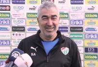 SAMET AYBABA - Bursaspor'un Hedefi 8'De 8