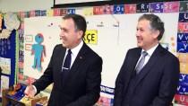 BAĞDAT BÜYÜKELÇİSİ - Büyükelçi Yıldız'dan Erbil Maarif Okulu'na Ziyaret