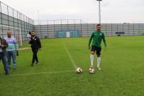 MEHMET CENGİZ - Çaykur Rizespor, Beşiktaş Hazırlıklarına Devam Etti